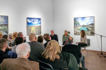 Boyd & Evans Artist Talk