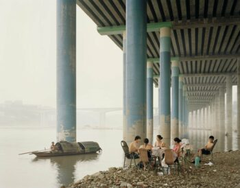 Nadav Kander in Conversation with William Ewing at Somerset House
