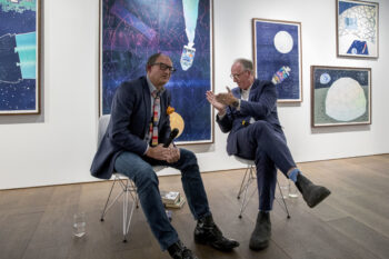 In Conversation: Tom Hammick and Adam Nicolson