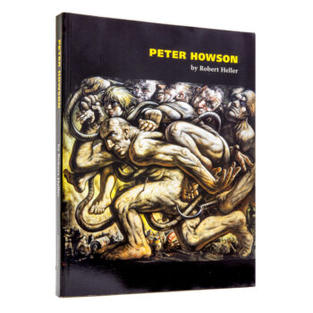 Peter Howson by Robert Heller