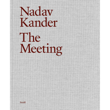 Nadav Kander - The Meeting Book Signing & Portrait Presentation