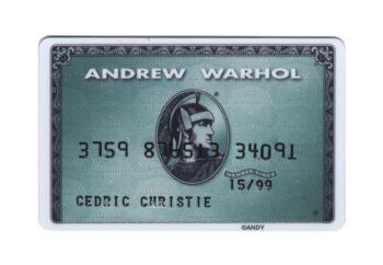 Cedric Christie donates work to France Inde Karnataka Association charity auction