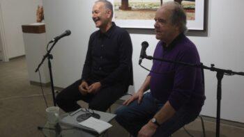 Nadav Kander in conversation with Bill Hunt