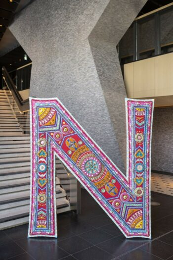 Cedric Christie and Nancy Fouts works feature in The Centre Point Letters Auction