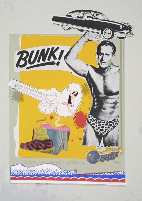 BUNK! - Evadne in Green Dimension