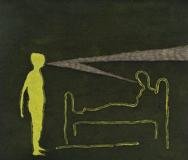 Conversation Nocturne (green)