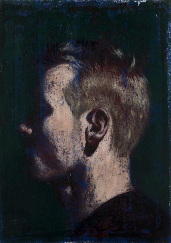 Head in Profile 1/2