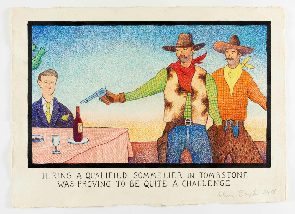 Hiring A Qualified Sommelier In Tombstone Was Proving To Be Quite A Challenge