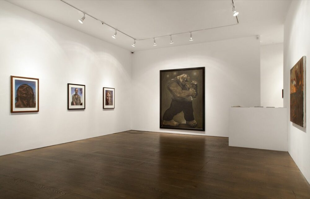 Peter Howson - A Life