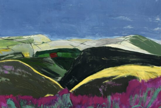 Lucy Jones - Reflections in a Landscape