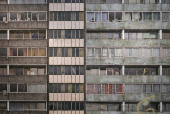David Hepher - Lace, concrete and glass, an elegy for the Aylesbury Estate