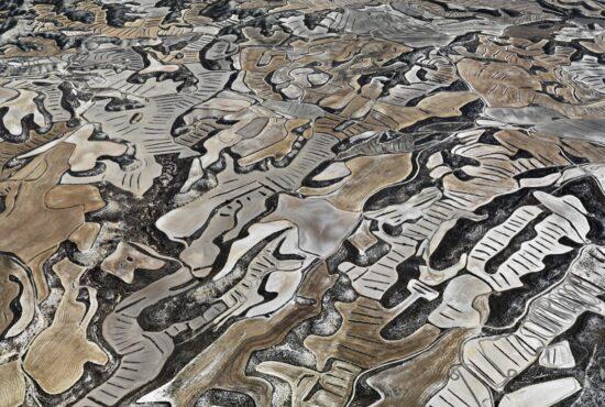 Edward Burtynsky - Monegros - Dryland Farming