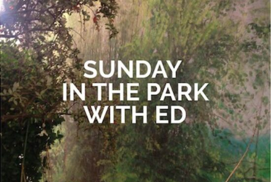 Sunday in the Park with Ed - Curated by Cedric Christie