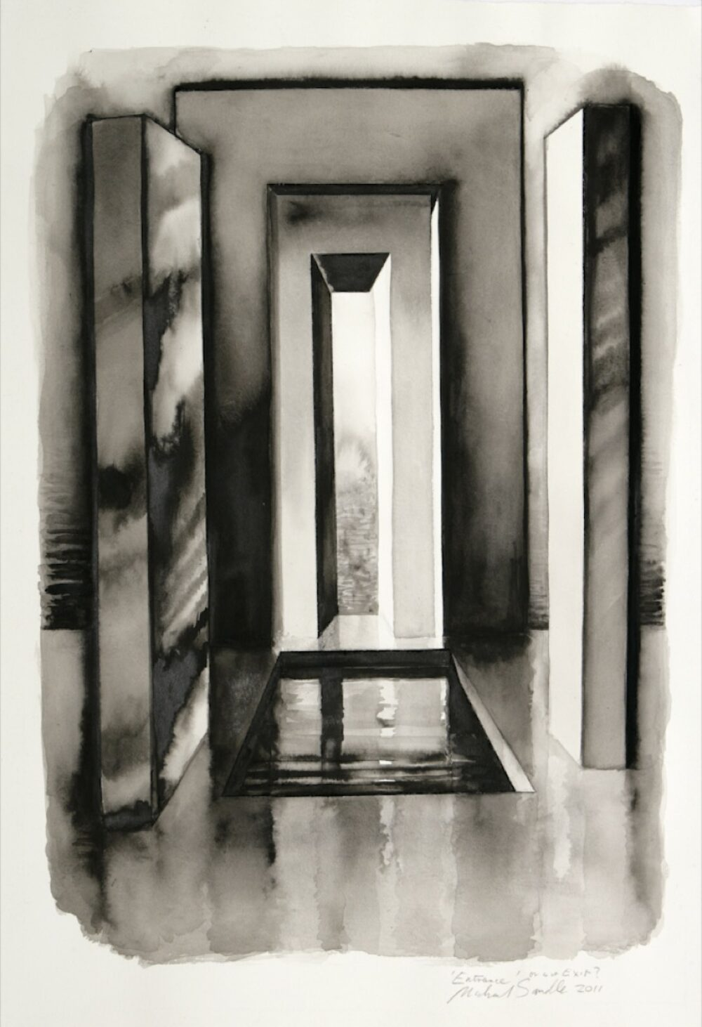 Michael Sandle - Works on Paper