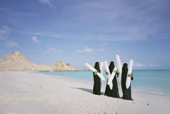 Scarlett Hooft Graafland featured in AnOther Magazine
