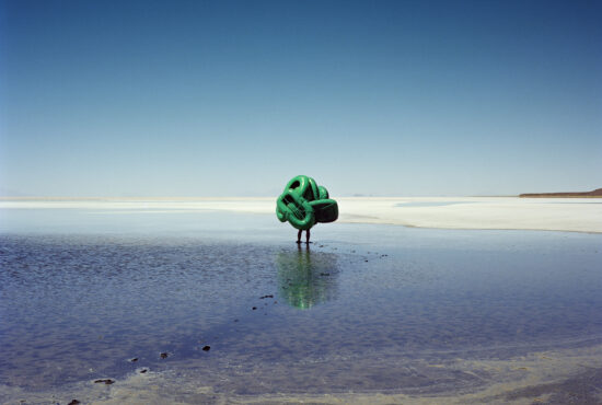 Scarlett Hooft Graafland featured in The Guardian