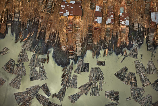 Edward Burtynsky featured in The New Yorker