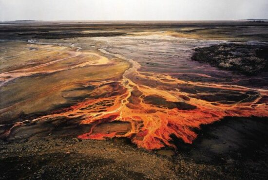 Edward Burtynsky joins judging panel for Prix Pictet 2015
