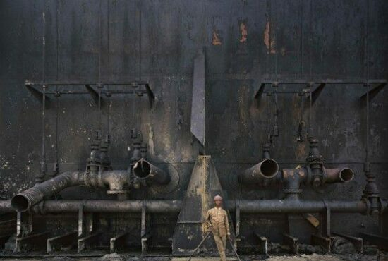 Edward Burtynsky featured on Epoch Times