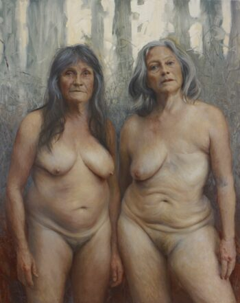 Aleah Chapin's Nudes Show The Beauty Of The Aging Human Form At Flowers Gallery