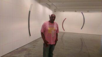 Cedric Christie exhibition featured on Huffington Post