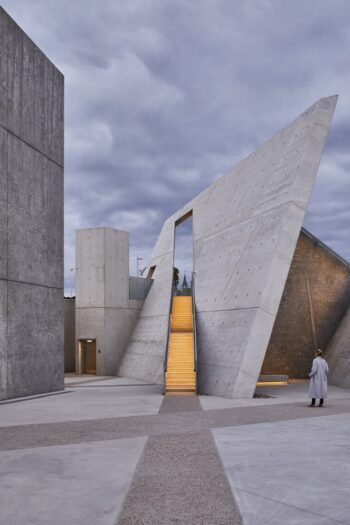 Edward Burtynsky and National Holocaust Monument, Ontario Canada