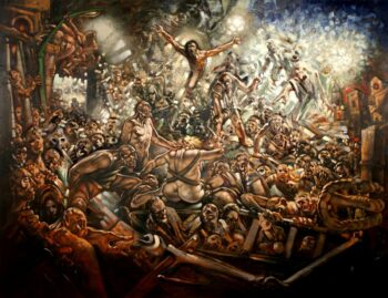 Peter Howson featured in Image Magazine