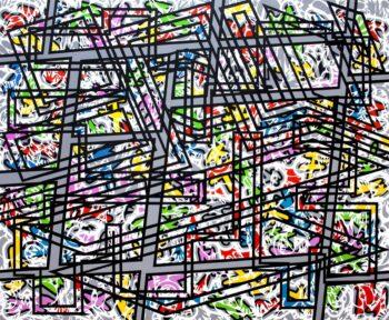 Bernard Cohen 80th Birthday Exhibition featured on Blouin Art Info