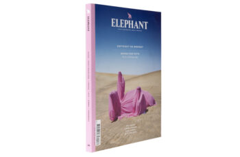 Scarlett Hooft Graafland featured in Elephant Magazine