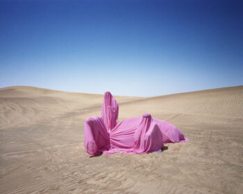 Surreal Encounters - Scarlett Hooft Graafland in Aesthetica Magazine