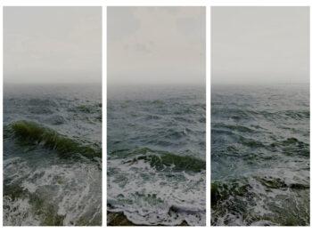 Private View: Nadav Kander, Dark Line - The Thames Estuary