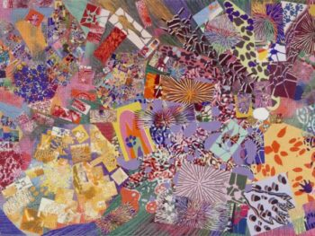 Bernard Cohen 80th Birthday Exhibition featured on Wall Street International